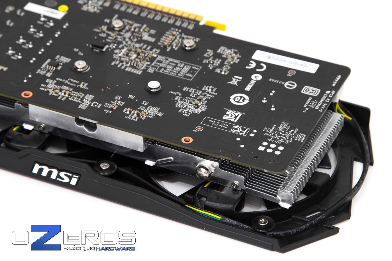 Review: Tarjeta gráfica MSI GeForce GTX 750 Ti Gaming 2GB. Maxwell en su primera versión. | OZEROS