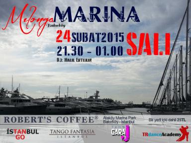 Milonga Marina – Bakırköy