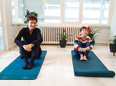 Özgürlük Atölyesi - Çocuk Yogası