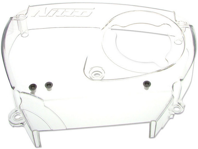 Nitto RB26 CLEAR CAM COVER (NIT-CCC-RB26)