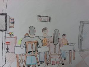 Rodina,Šimon Júda Sopko, 13 rokov,Súkromná základná škola pre žiakov s autizmom Klokočov 65, 072 36 Kaluža