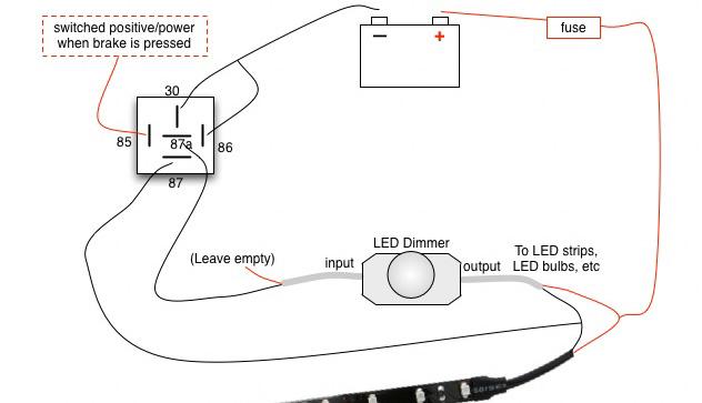 ducati led tail light wiring diagram new model wiring diagram