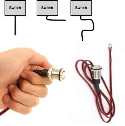 Anti Vandal Switch Wiring Diagram Led Customer Questions Anti Vandal Led Switch Ring Style