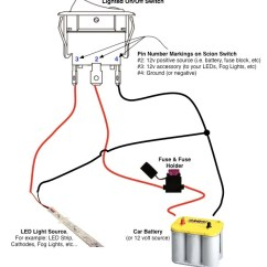 6 Pin Momentary Switch Wiring Diagram Lifan 110 Lighted Auto Electrical Carling Toggle 3 Prong Three