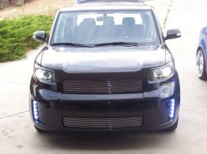 Scion xB LED Fog Lights  Front Grille  2nd gen | eBay