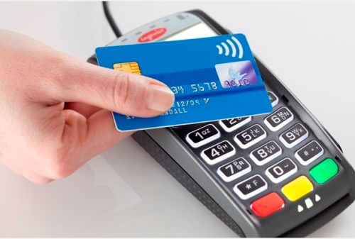 INTERNET SOURCED - CONTACTLESS CARD PAYMENT