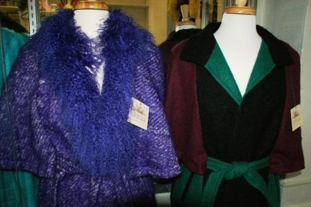 Mohair Fashion