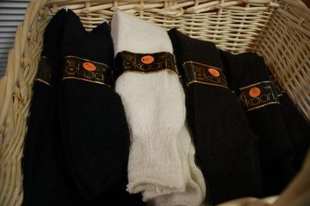 Mohair Socks