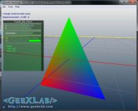 GeeXLab, real time 3D programming