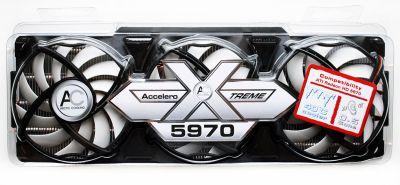 Accelero XTREME 5970 VGA Cooler