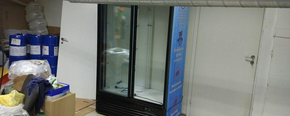 озоновый шкаф Небо 3 в Вологде