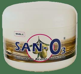 Aceite Ozonizado SANO3 en Pomada 250g