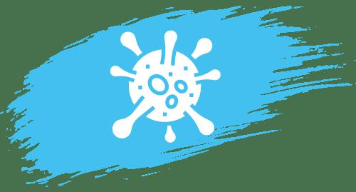 Icon Aerosolfette im Wasserdampf