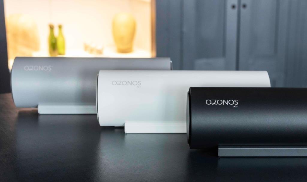 OZONOS Aircleaner in verschiedenen Farben