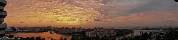 Sunrise - Singapore