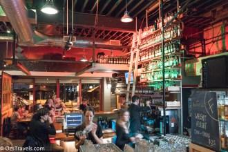 Vancouver, Fet's Whisky Kitchen