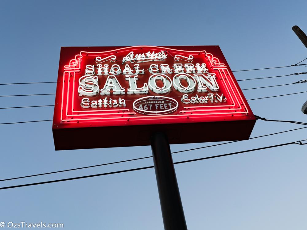 Shoal Creek Saloon Austin