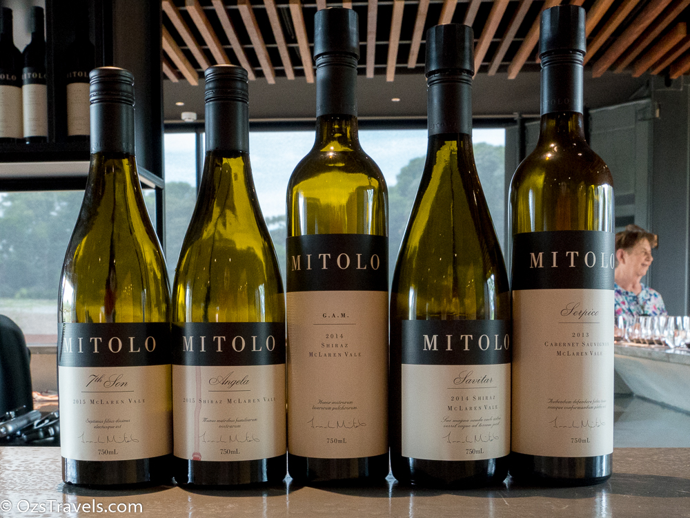 Mitolo Wines McLaren Vale South Australia