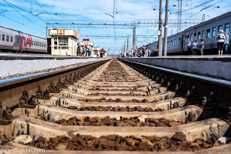 Trans Siberian Railway Day 3