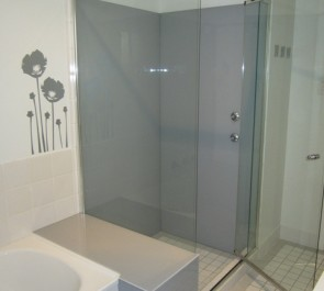 Acrylic Splashbacks For Showers And Bathrooms Ozziesplash Pty Ltd