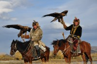 WATCH: GoPro Footage Of A Mongolian Eagle Hunting Proves ...