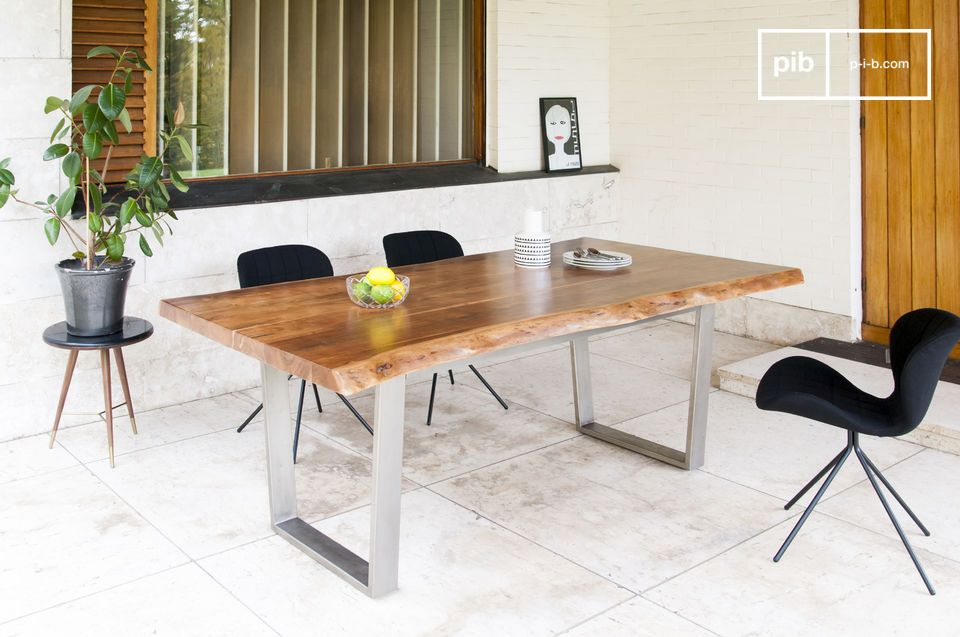 Grande tavolo da pranzo Avallan  pib