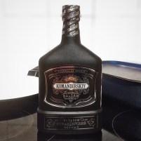 Командирский черный бальзам — 1