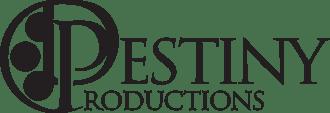 Professional Logo Design Calgary, Destiny Productions Canada, Documentary Production Studio