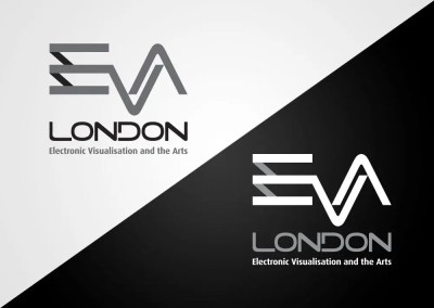 EVA London Logo Design