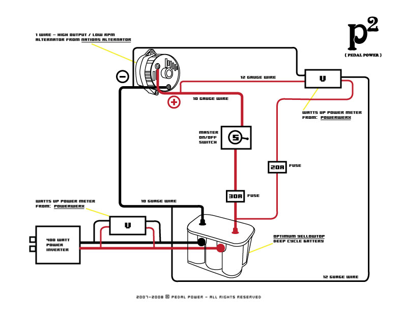 Battery Wiring Schematic, Battery, Free Engine Image For