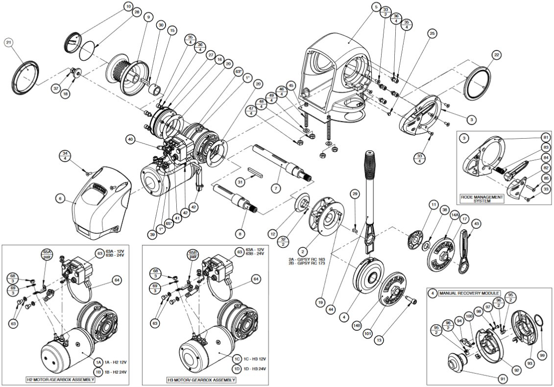 [DIAGRAM] Contactor As An Important Part Of The Motor