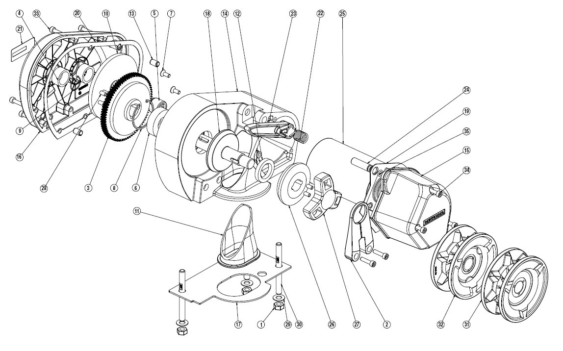 hight resolution of lewmar electric winch wiring diagram