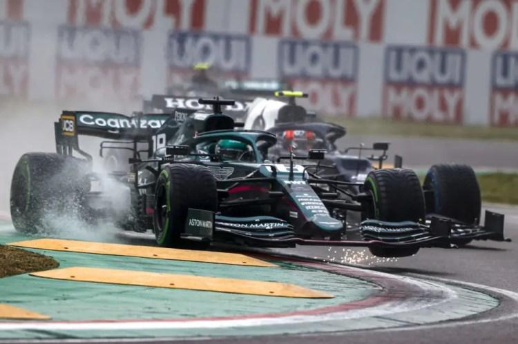 F1 | GP Emilia Romagna 2021: Stroll penalizzato di 5 secondi, Gasly passa  7° | P300.it