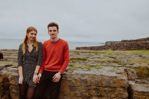 galway engagement photos