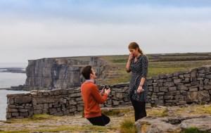 romantic proposal photos