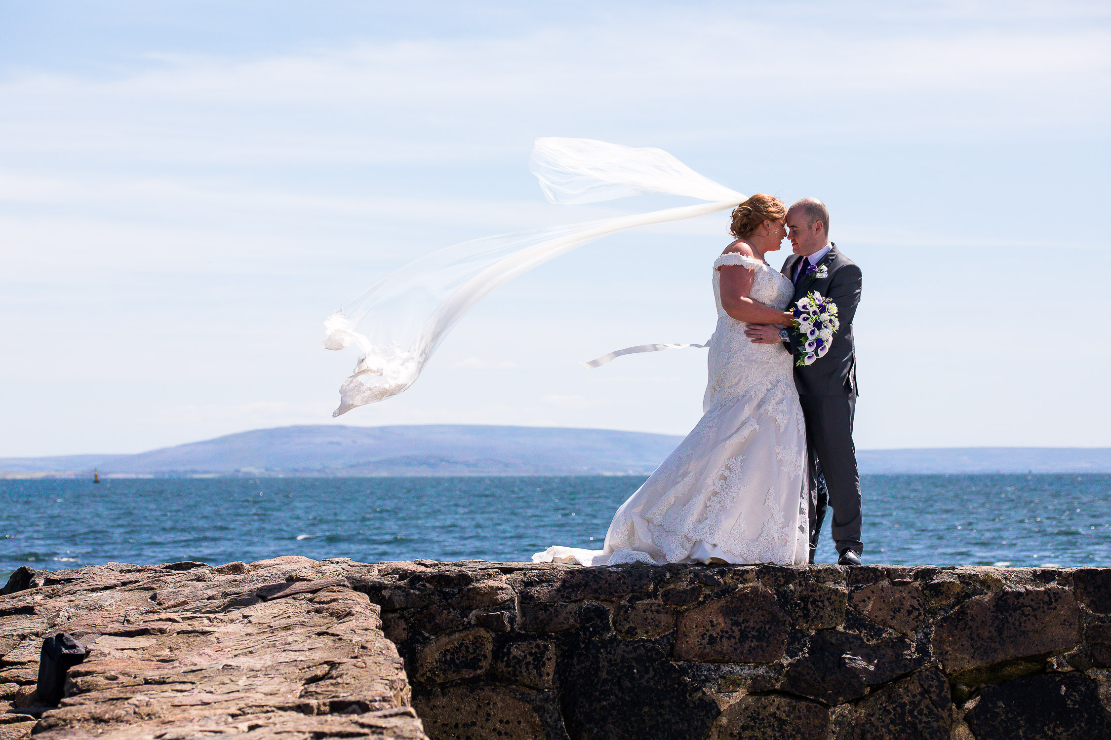 salthill wedding photographs