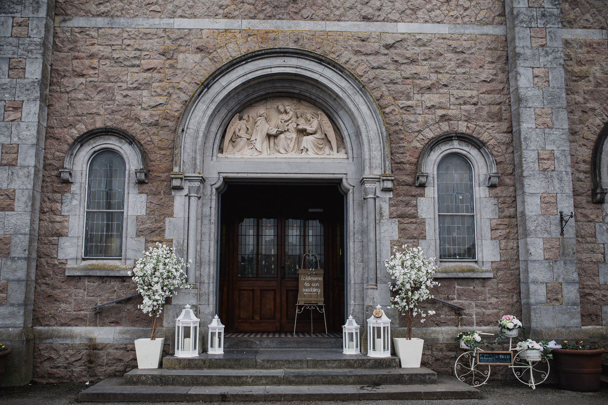 claddagh church galway wedding
