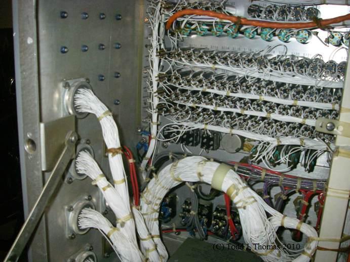Control Console CP823U Univac 1830 Prototype MOD3 P3