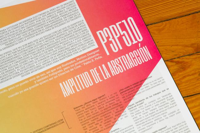P3P510: Amplitud De La Abstracción (entrevista Zipper)