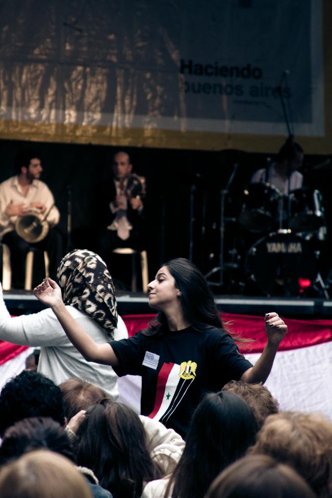 Siria en Buenos Aires
