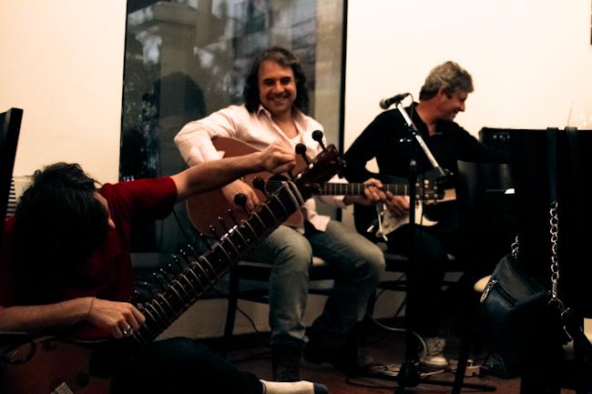 EnoCinestesia: El vino y sus acordes con Marcelo Pelleriti