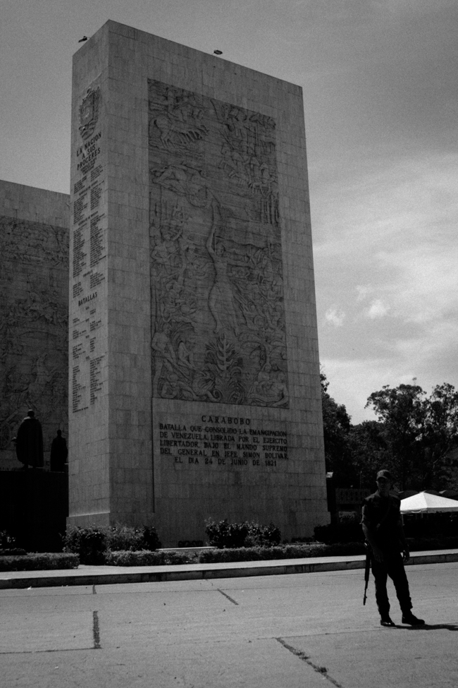 Funeral del Comandante Chávez
