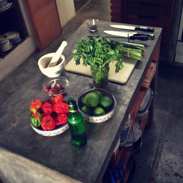 Listos para cocinar