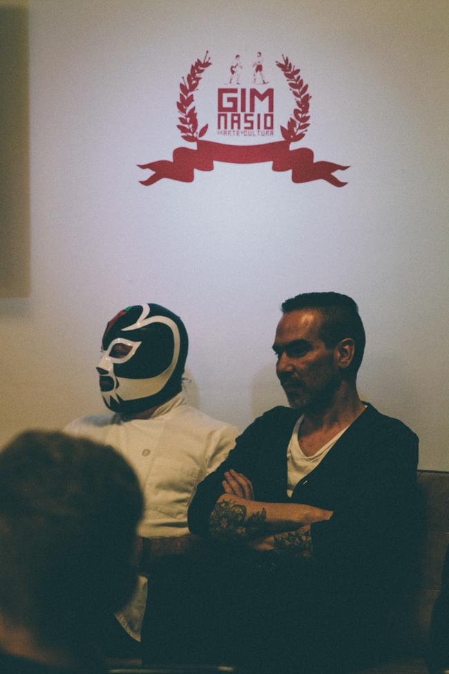 El Chef y Luis Cobelo