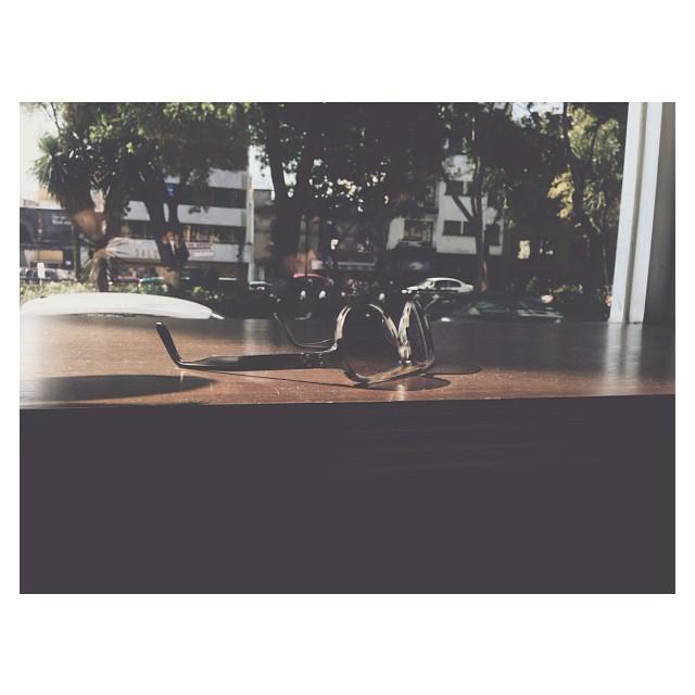 Los lentes de Pocho