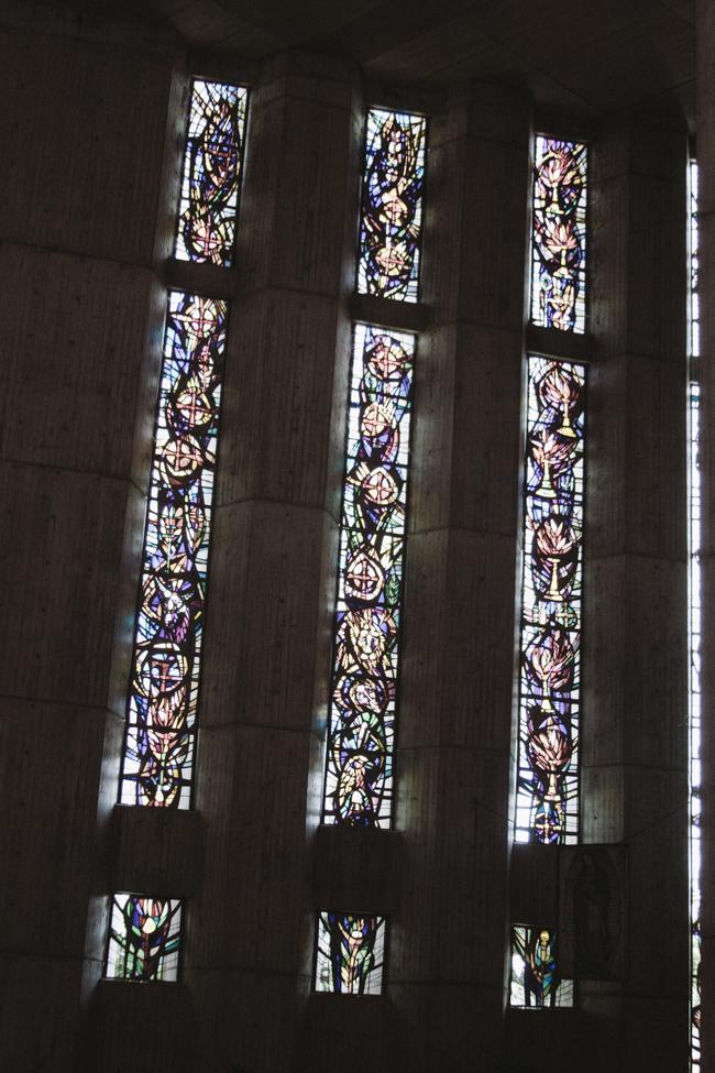 Otra visita a la Basilica de la Virgen de Coromoto en Guanare, Venezuela