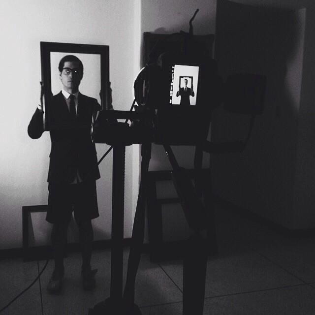 @controlpluszeta framed