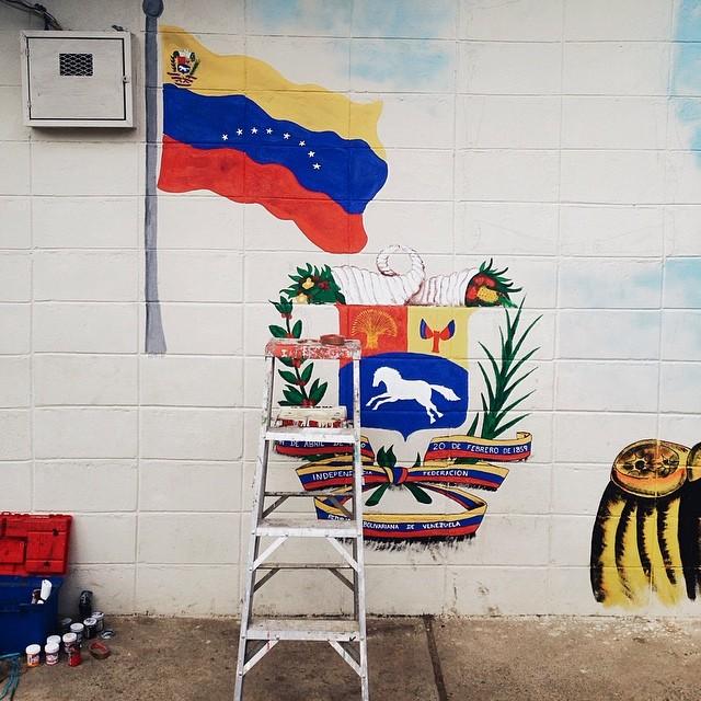 Pintando Patria