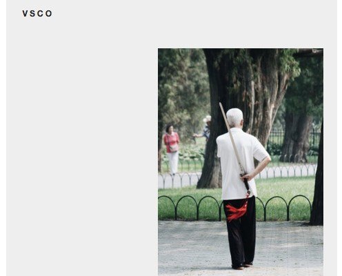 September 2015 Curated Search Result VSCO