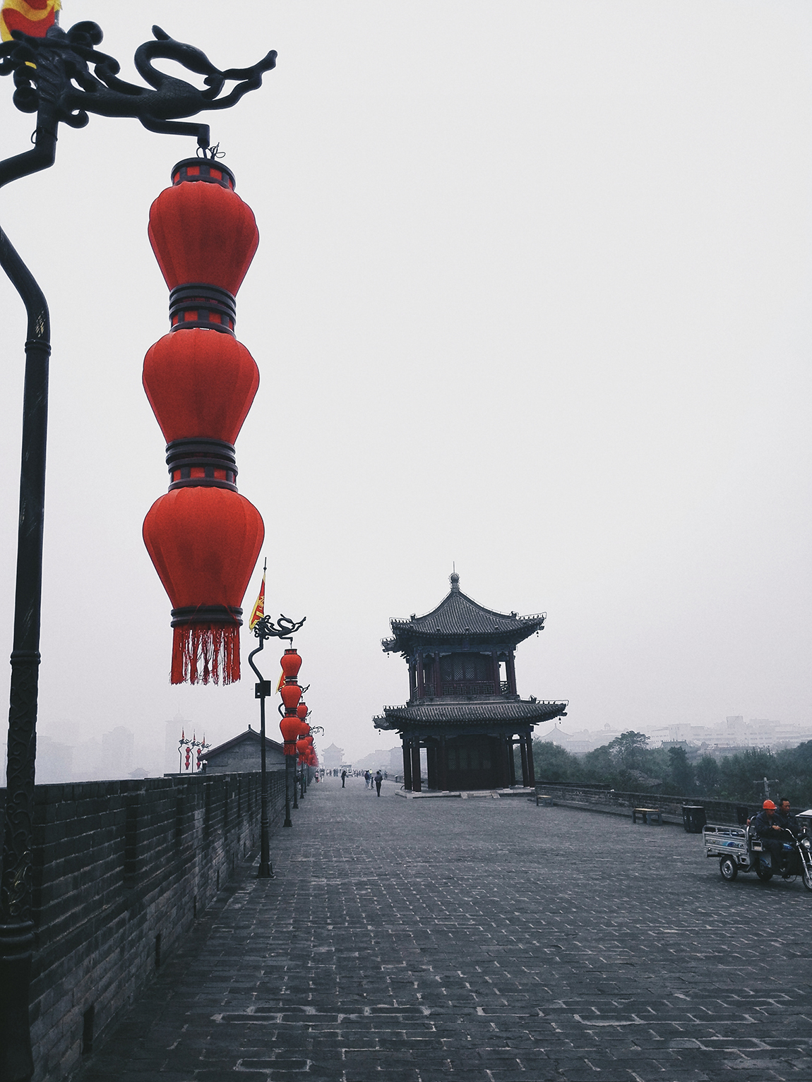 Xi'an City Wall 西安城墙